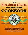King Arthur Flour 200TH Anniversary Cookbook Cover