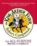 The King Arthur Flour Baker's Companion Cover
