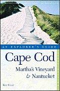 Explorers Guide Cape Cod Marthas Vine 6th Edition