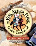 King Arthur Flour Cookie Companion The Essential Cookie Cookbook