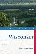 Wisconsin (Explorer's Guide Wisconsin) Cover