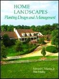 Home Landscapes Planting Design & Manage