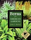 Ferns for American Gardens Cover