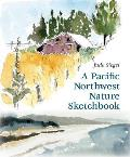 A Pacific Northwest Nature Sketchbook Cover