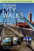 Portland City Walks: Twenty Explorations in and Around Town Cover