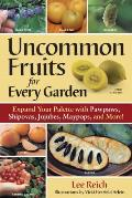 Uncommon Fruits for Every Garden Cover
