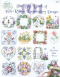 Big Book Of Little Ribbon Embroidery Designs