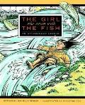 The girl who swam with the fish :an Athabascan legend