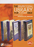 Pentecostal Library CD-ROM (PC Study Bible Version)