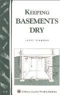 Keeping Basements Dry Cover