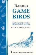 Raising Game Birds Cover