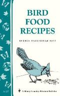 Bird Food Recipes Cover