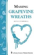 Storey Publishing Bulletin #150: A150 Making Grapevine Wreaths Cover