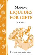 Making Liqueurs for Gifts Cover