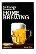 Complete Handbook Of Home Brewing