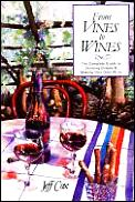 From Vines To Wines The Complete Guide To Grow