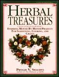 Herbal Treasures Inspiring Month By Mo