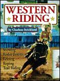 Western riding
