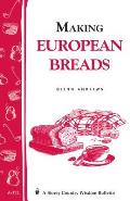 Making European Breads Cover