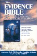 Evidence Bible Irrefutable Evidence For