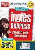 Ingles Express (Libro + 3 CD)