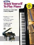 Teach Yourself To Play Piano - With CD (94 Edition)