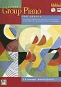 Alfred's Group Piano for Adults: Student Book 2 (Basic Adult Piano Course)