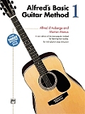 Alfred's Basic Guitar Library||||Alfred's Basic Guitar Method, Bk 1