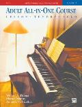 Alfred's Basic Piano Library No. 2: Adult All-in-One