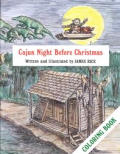 Cajun Night Before Christmas(r) Coloring Book