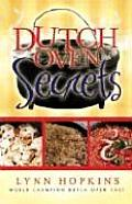 Dutch Oven Secrets Cover