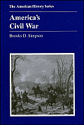 America's Civil War Cover