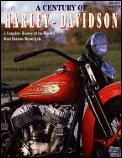 Century Of Harley Davidson