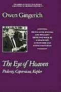 Eye Of Heaven Ptolemy Copernicus Kepler