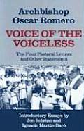 Voice of the Voiceless: The Four Pastoral Letters and Other Statements Cover