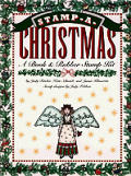 Stamp A Christmas A Book & Rubber Stamp