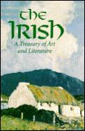 Irish A Treasury Of Art & Literature