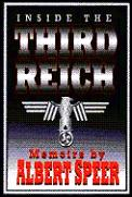 Inside The Third Reich Memoirs