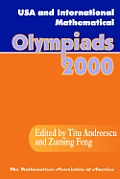 USA and International Mathematical Olympiads 2000