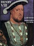 Henry VIII & His Wives Coloring Book