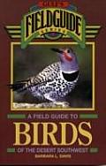 A Field Guide to Birds of the Desert Southwest (Gulf's Fieldguide)