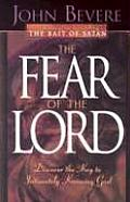 The Fear of the Lord: Discover the Key to Intimately Knowing God (Inner Strength Series) Cover