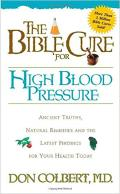 The Bible Cure for High Blood...