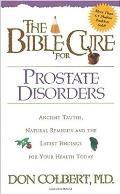 Bible Cure for Prostate Disorders (Bible Cure)