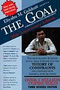 The Goal: A Process of Ongoing Improvement 3RD Edition Cover