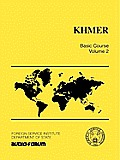 Khmer Cambodian Basic Course, Vol. II