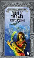 Flight Of The Raven by Jennifer Roberson