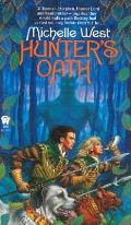 Daw Book Collectors #1002: Hunter's Oath Cover