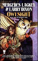 Owlsight (Darian's Tale) Cover