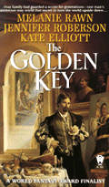 Daw Book Collectors #1031: The Golden Key by Melanie Rawn